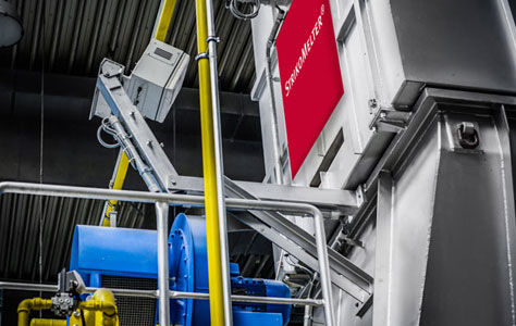 StrikoWestofen laser scanner